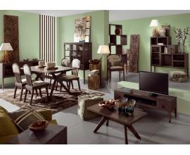 Luxusná obývačka Spartan v retro štýle