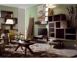 Luxusná obývačka Spartan II v retro štýle