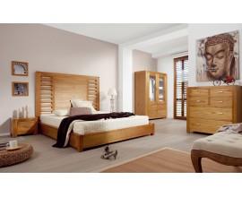 Luxusná spálňa Natural II  v koloniálnom štýle