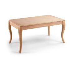 Luxusný jedálenský stôl z masívu rozkladací (roz.220cm) Bromo