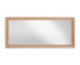 Elegantné luxusné masívne zrkadlo  Bromo 180x80cm