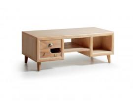 Štýlový luxusný konferenčný stolík z masívu Bromo
