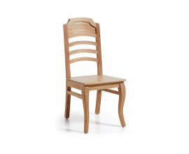 Štýlová masívna elegantná stolička  Bromo