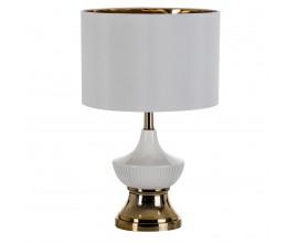 Luxusná keramická stolná lampa 48cm