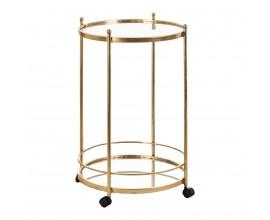 Luxusný príručný stolík RUEDAS 50cm