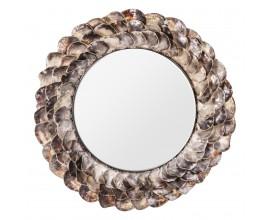 Okrúhle zrkadlo CONCHAS 125cm