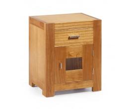 Luxusný štýlový nočný stolík Natural