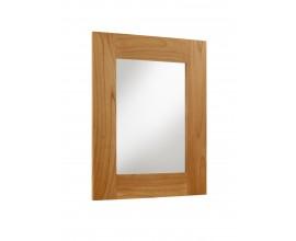 Štýlové zrkadlo Natural 100x80cm