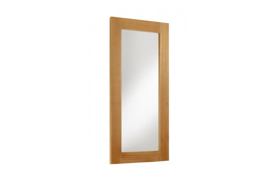 Štýlové zrkadlo Natural 150x80cm
