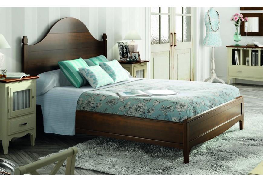 Luxusná masívna posteľ Nilo 150cm