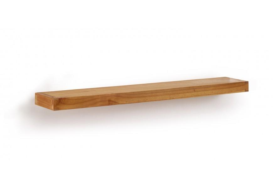 Štýlová polička 120cm Natural
