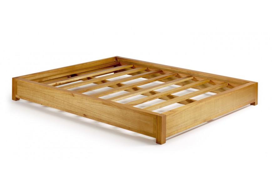 Luxusná posteľ Tatami pre matrac 160cm  Natural