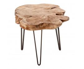 Konferenčný stolík TEKA NATURAL 60x60cm