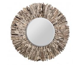 Dizajnové okrúhle zrkadlo 130cm