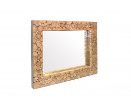 Štýlové rustikálne zrkadlo