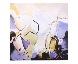 Štýlový obraz abstraktný 100x120