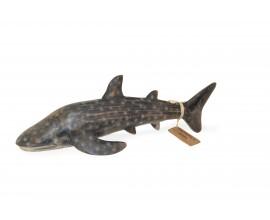 Žralok dekorácia