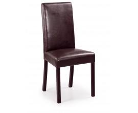 Stolička z ekokože