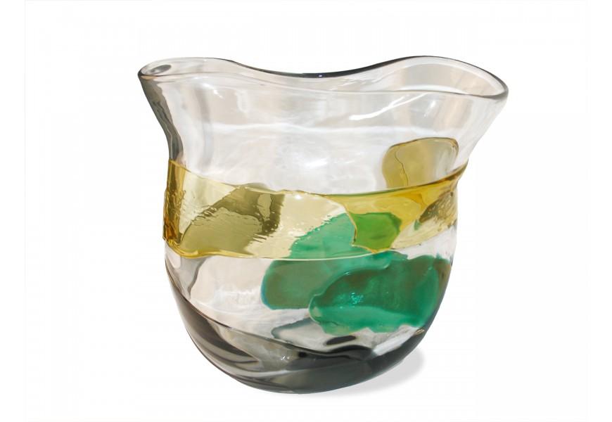Štýlová abstraktná váza 22cm