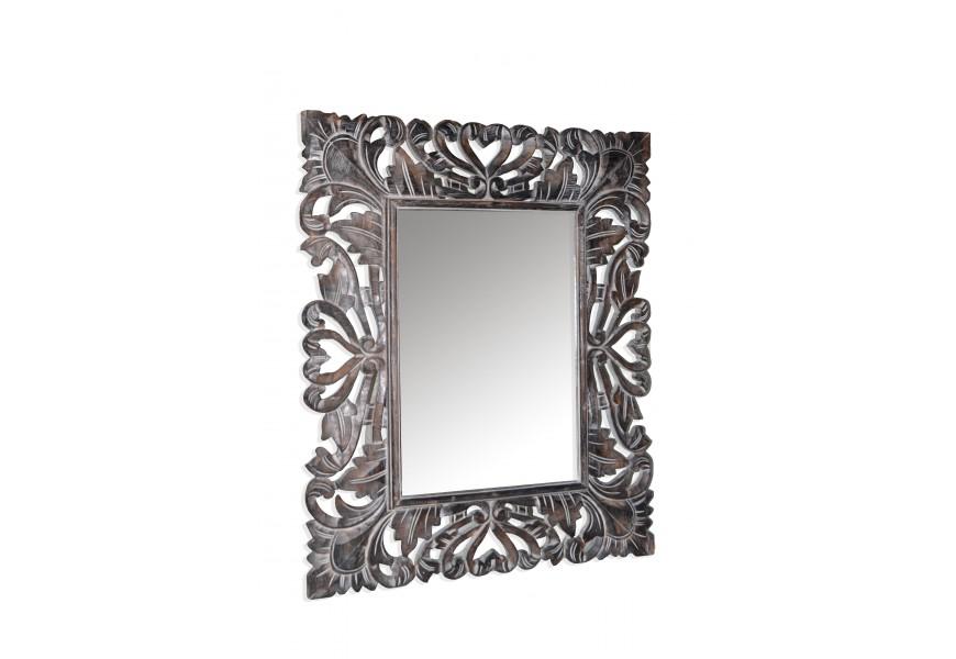 Štýlové zrkadlo Corz 100x80cm