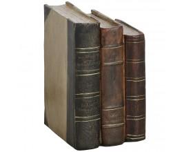 Dekorácia 3 knihy
