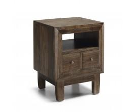 Štýlový luxusný nočný stolík SINDORO