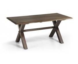 Luxusný dizajnový jedálenský stôl z masívu SINDORO