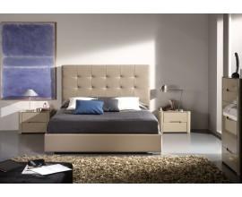 Elegantná posteľ BELEN s čalúnením z eko-kože s úložným priestorom 200cm