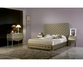 Štýlová posteľ LEONOR s úložným priestorom