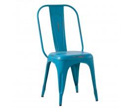 Modrá stolička ATIC