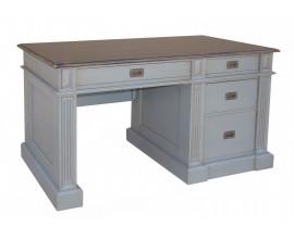Kancelársky stôl INDE so štyrmi zásuvkami