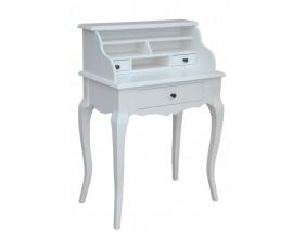 Písací stôl VERED s tromi zásuvkami a výsuvnou doskou
