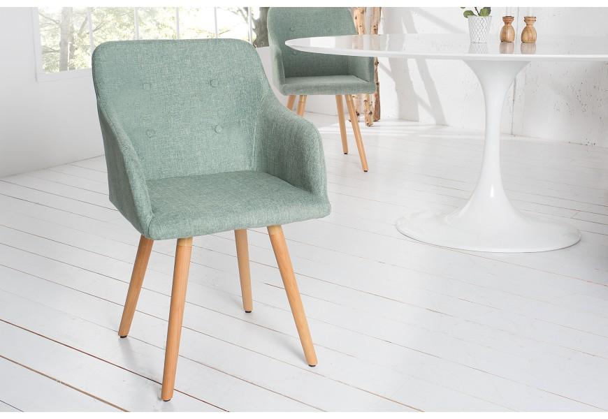 Retro stolička s opierkami Scandinavia