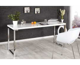 Luxusný elegantný písací stôl White Desk biely