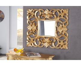 Antické zrkadlo Venice 75cm zlaté