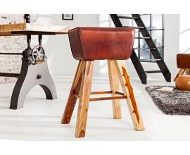 Dizajnová moderná barová stolička