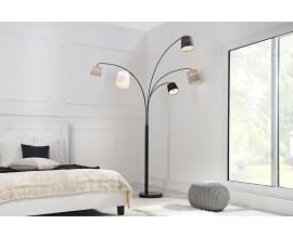 Dizajnová originálna stojaca lampa Levels