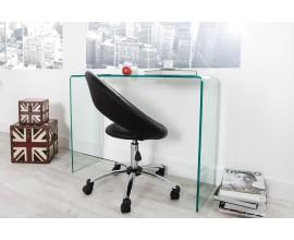 Moderný písací stôl Ghost 100cm