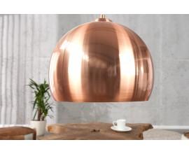 Moderné elegantné závesné svietidlo Copper Ball