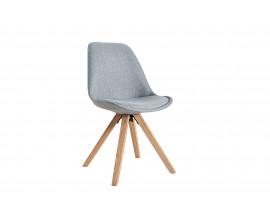 Retro stolička Scandinavia sivá