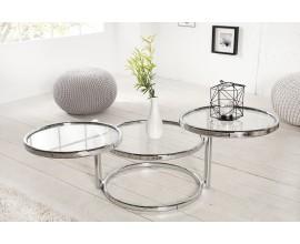 Luxusný elegantný stolík Art deco