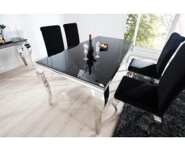 Dizajnový jedálenský stôl Modern Barock 180cm čierna