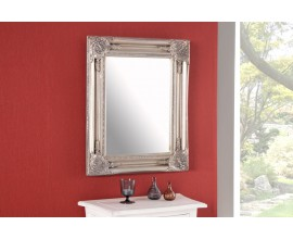 Luxusné zrkadlo Speculum 55cm strieborné