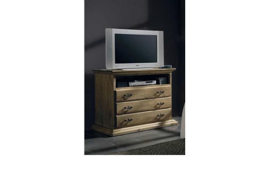 Luxusný TV stolík so zásuvkami Nuevas formas
