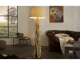 Dizajnová originálna stojaca lampa Cara 155cm