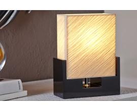 Moderná jedinečná stolná lampa Twilight oranžová