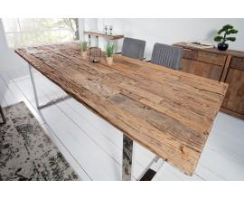 Štýlový moderný jedálenský stôl z masívu Barracuda 180cm