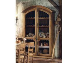 Rustikálna luxusná barová vitrína Nuevas formas 138cm