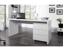 Luxusný moderný dizajnový kancelársky stôl Fast Trade biely