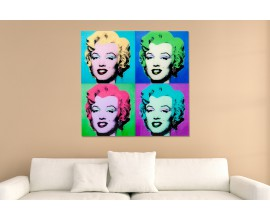 Štýlový obraz Marilyn